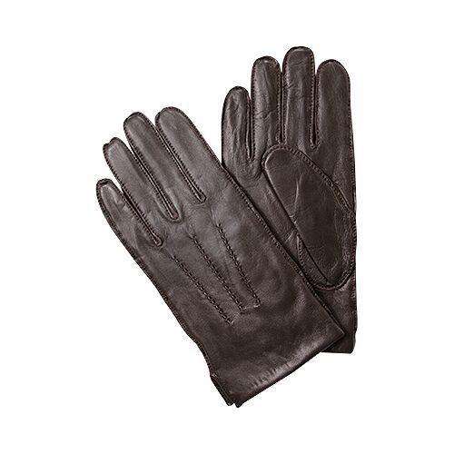 JOOP! Leder-Handschuhe 7165/52 braun
