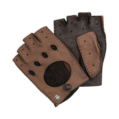 Roeckl Autofahrer-Handschuhe 11013/910/908 braun