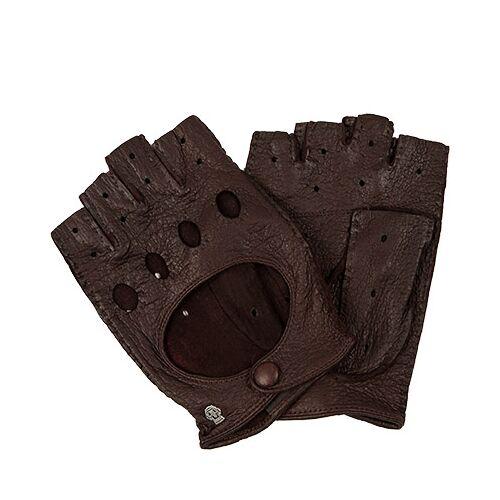Roeckl Autofahrer-Handschuhe 11013/910/488 braun
