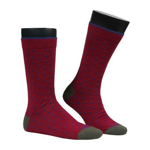 GALLO Socken 1 Paar AP103014/30734 rot