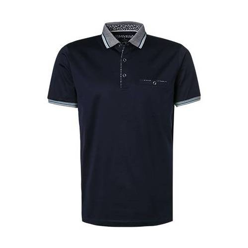 RAGMAN Polo-Shirt 926291/070 blau