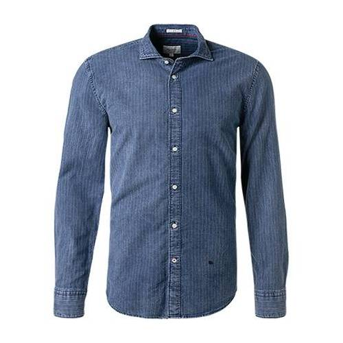 Pepe Jeans Hemd Dexter PM306158/561 blau