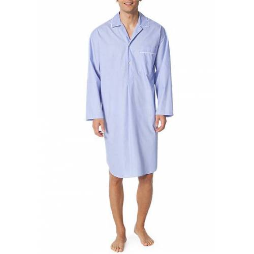 Novila Nachthemd Paul 8058/031/5 blau
