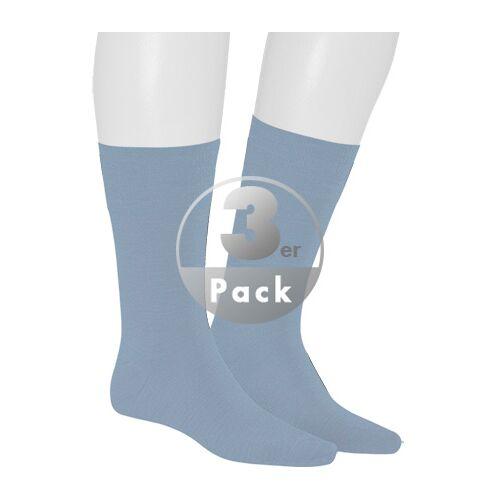 Kunert Men Gary Socke 3er Pack 871200/3720 blau