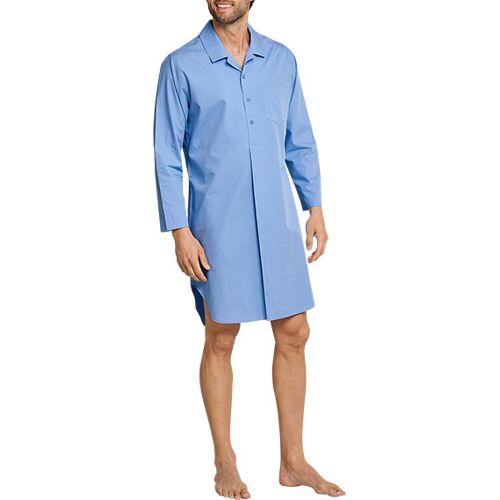 Seidensticker Nachthemd 163704/800 blau