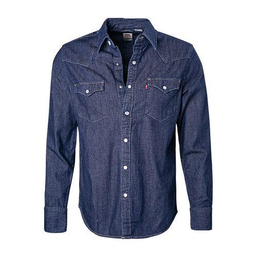 Levi's® Jeanshemd 85744/0000 blau