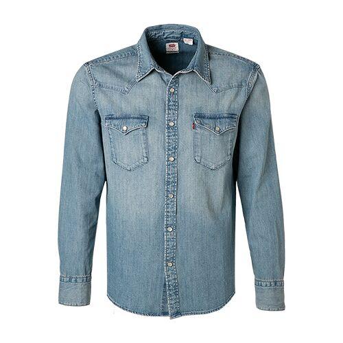 Levi's® Jeanshemd 85744/0001 blau