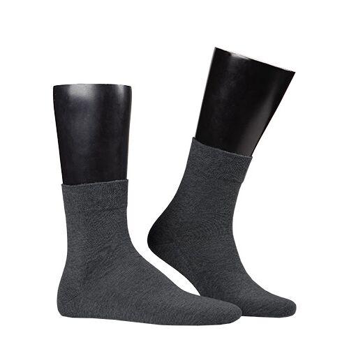 Hudson Relax Cotton Socken 3er Pack 014001/0550 Grau