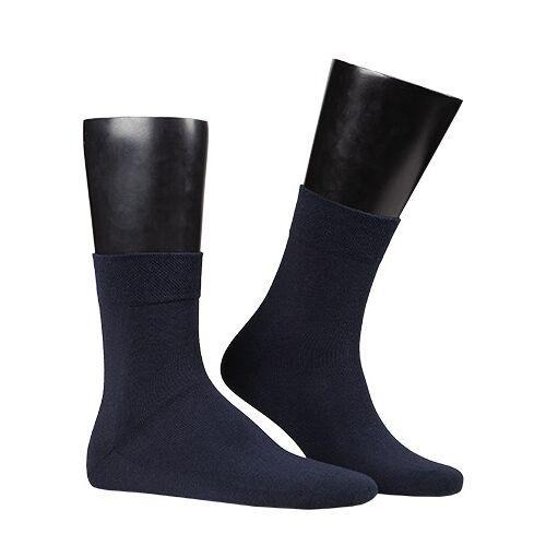Hudson Relax Cotton Socken 3er Pack 014001/0335 blau
