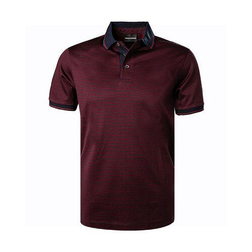 EMPORIO ARMANI Polo-Shirt 6H1FE3/1JIZZ/F308 rot