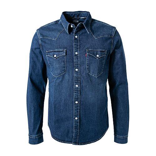 Levi's®Jeanshemd 85744/0009 blau