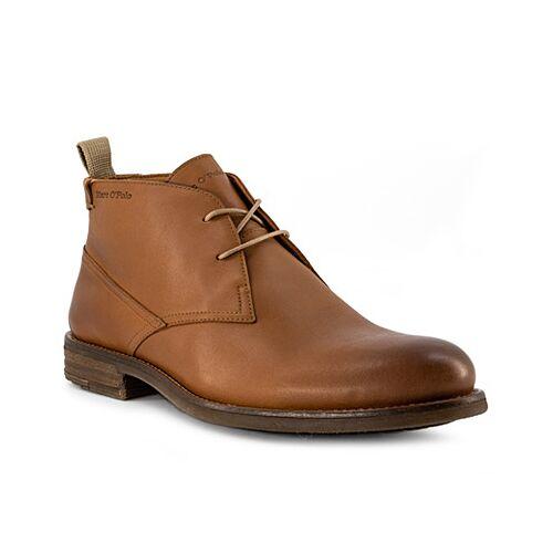 Marc O'Polo Flatheel Bootie 101 26326301 111/720 braun, cognac