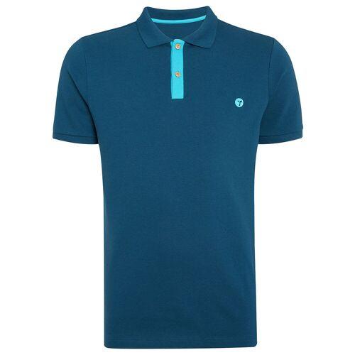 OCEANTEE Mako Poloshirt, Herren, groß, Navy-Blau