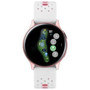 Samsung Galaxy Active 2 Golf Edition 40mm GPS-Uhr, Herren, Rosa