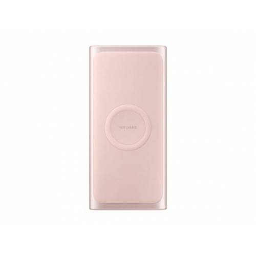 Samsung Induktive Powerbank 10.000 mAh (EB-U1200) USB Type-C - Pink