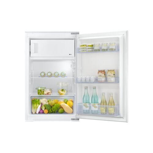 Samsung Einbau-Kühlschrank, Weiß, 87,1 cm, 115 ℓ