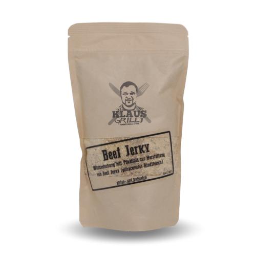 Klaus Grillt Beef Jerky 400 g Beutel