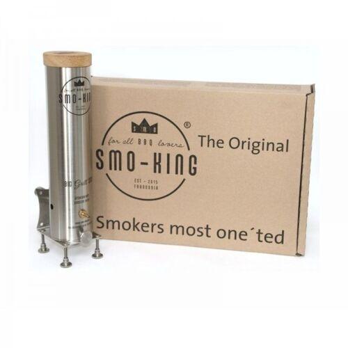 Smo-King Big-Grill-Smo Kaltrauchgenerator Batteriepumpe