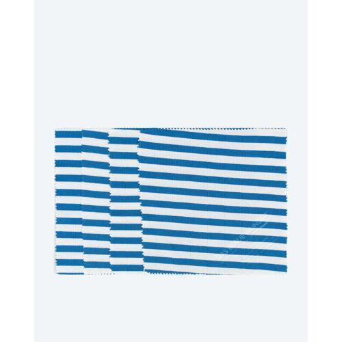 Das blaue Wunder Brillant Premium Brillentuch, 4er Set blau