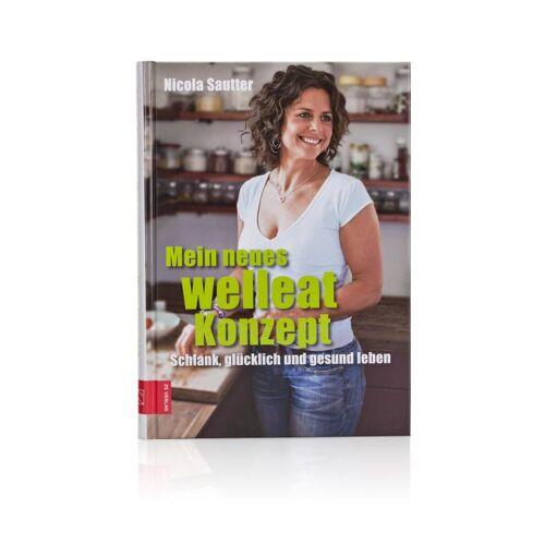 Nicola Sautter Buch  Mein Welleat-Konzept