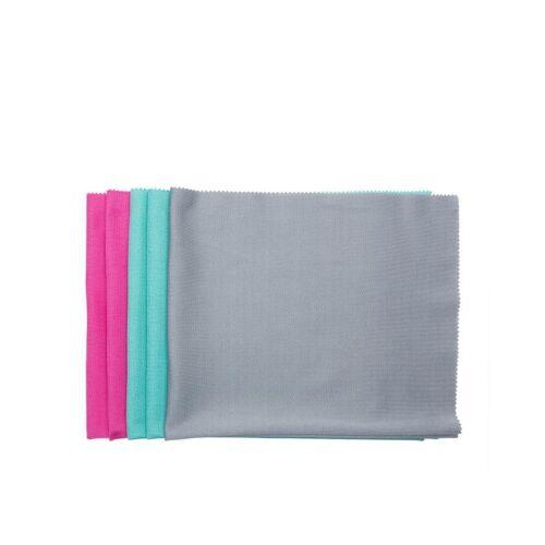 Pastaclean Micro Magic Poliertücher; 5tlg. rosa