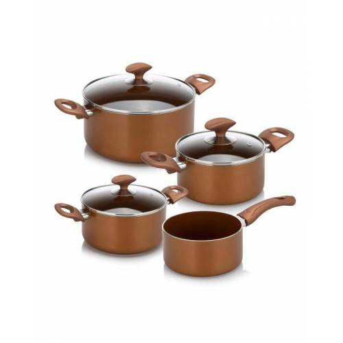 Cucinella Topf-Set, 4-teilig kupfer