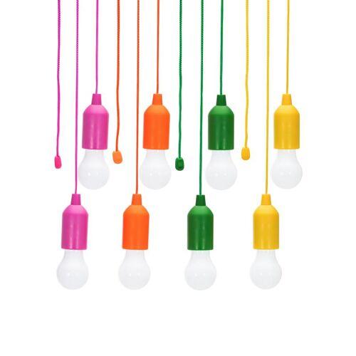 HSE LED-Allround-Lampe, 2x 4er-Set