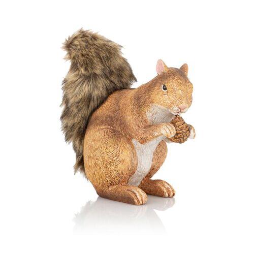 HSE Eichhörnchen mit Kunstfell