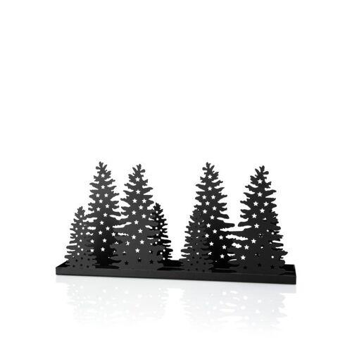 HSE Metallkerzenhalter Bäume