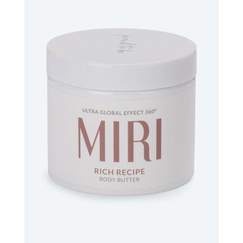 MIRI -  proud to be Rich Recipe Bodybutter