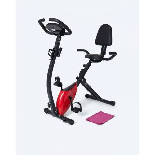 styletics Easy Bike 2.0 Heimtrainer & Handtuch