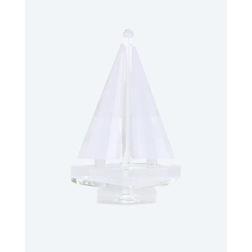 HSE Segelboot aus Kristallglas