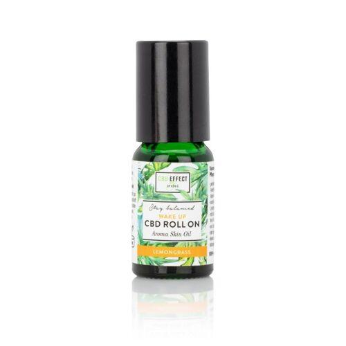 Dr. König CBD Roll-on Lemongrass