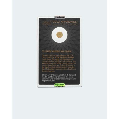 Sammlermünzen Reppa Goldmünze Eagle 2021