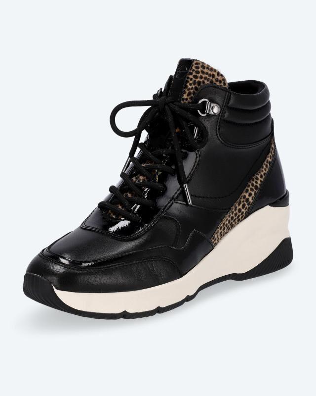 Tamaris Pure Relax Sneaker knöchelhoch schwarz