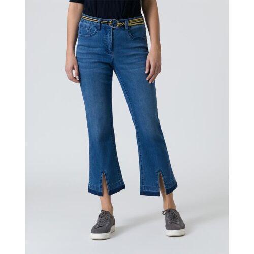 C'est Paris by C'est tout Jeans mit Gürtel jeansblau