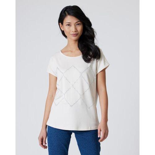 Nala Shirt mit Perlen & Metallstrass