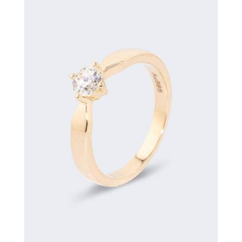 Diamantaire Brillantring 0,40 ct
