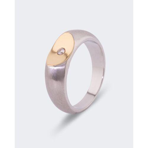 Soley Magnet-Ring mit Swarovski®-Kristall