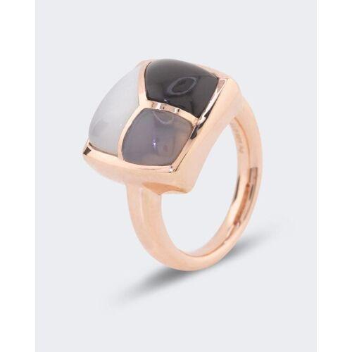 La Luna Design in Silber Ring mit Mondstein