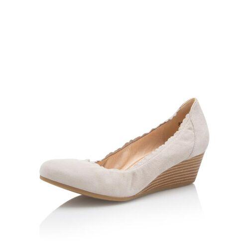 Caprice Ballerina mit Keilabsatz 22380
