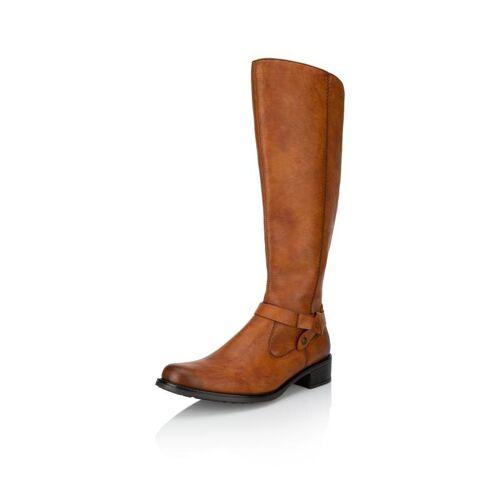Rieker Stiefel mit Dekoriemchen, Z7353