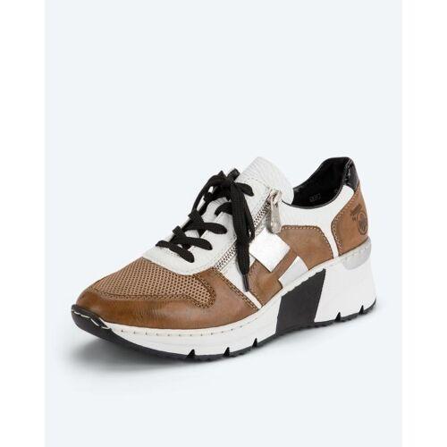 Rieker Sneaker mit Keilabsatz