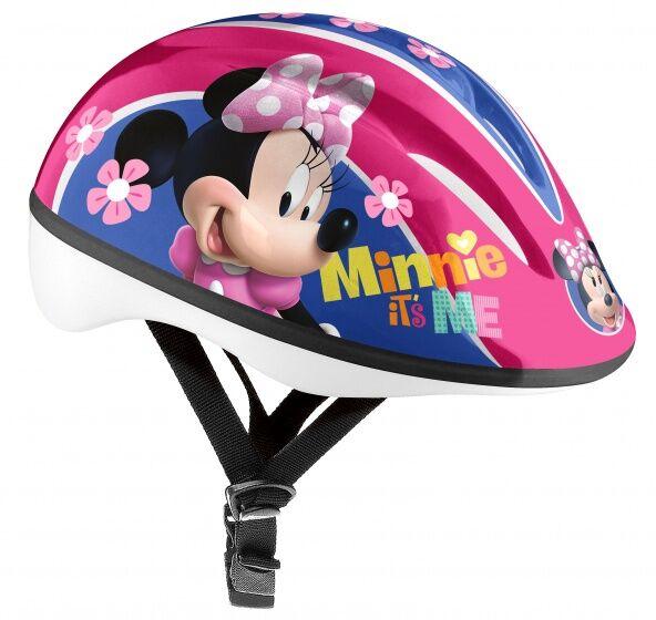 Disney kinderhelm Minnie Mouse Mädchen rosa Größe 54/56