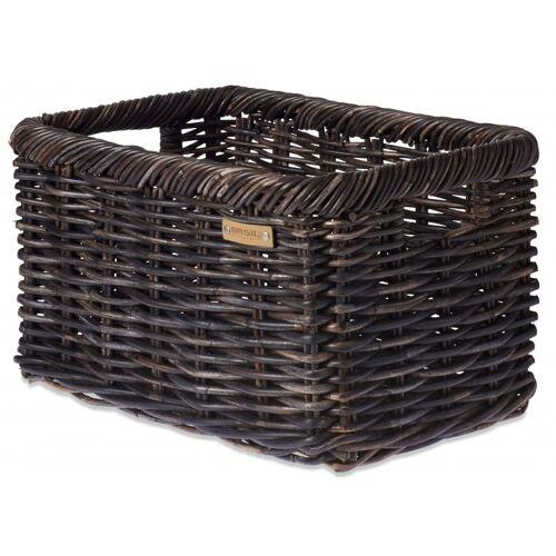 Basil fahrradkorb für Noir 31 Liter dunkelbraun   13076