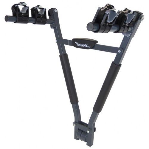 Twinny Load Fahrradträger Easy 2 Fahrräder schwarz