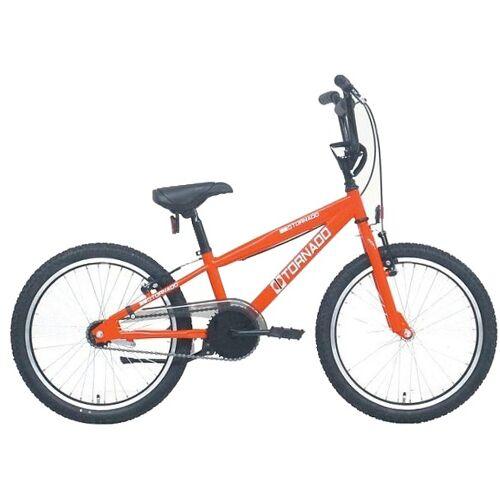 Bike Fun Cross Tornado 20 Zoll 26 cm Junior Rücktrittbremse Rot