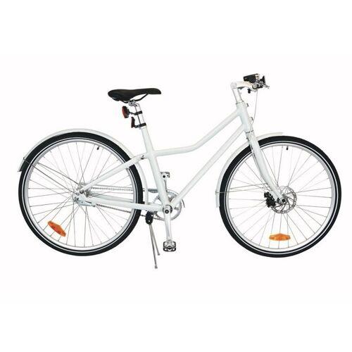 TOM City Bike Deluxe 28 Zoll 48 cm Unisex 2G Rücktrittbremse Weiß