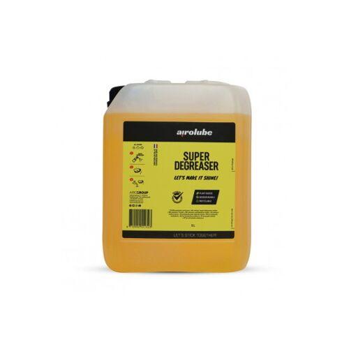 Airolube entfetter Super Degrease 5 Liter gelb