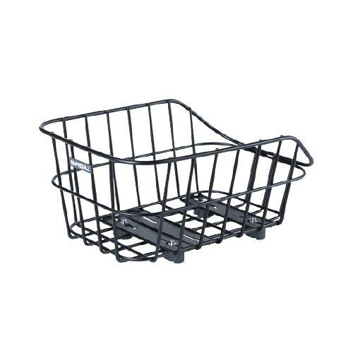 Basil fahrradkorb Centu 22 Liter Aluminium schwarz